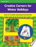 Creative Corners for Winter Holidays