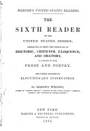 Book The First-[sixth] Reader