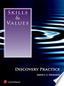 Skills and Values