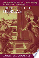 Ebook The Epistle to the Hebrews Epub Gareth Lee Cockerill Apps Read Mobile