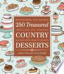 250 Treasured Country Desserts