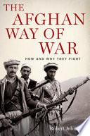 the afghan way of war