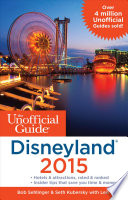 The Unofficial Guide to Disneyland 2015