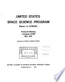 United States Space Science Program