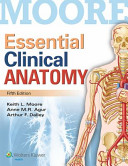 Moore Essential Clinical Anatomy  5th Ed    Color Atlas of Anatomy  7th Ed
