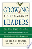 Growing Your Company s Leaders
