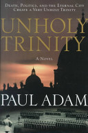 Unholy Trinity Murder Of Father Vivaldi A