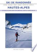 illustration du livre Ski de randonnée Hautes Alpes