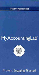 Introduction To Management Accounting Myaccountinglab Access Code