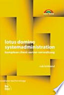 Lotus Domino Systemadministration