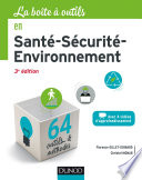 La Boîte à outils en Santé-Sécurité-Environnement - 3e éd.