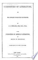 Curiosities of Literature Book PDF