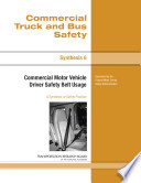 Commercial Motor Vehicle Driver Safety Belt Usage