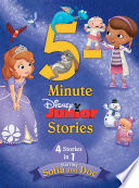 5 Minute Disney Junior Stories Starring Sofia and Doc