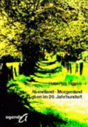 Abendland - Morgenland