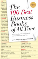 Buy best selling business books - The 100 Best Business Books of All Time