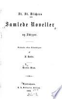 Samlede noveller og Skizzer