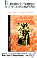 L'héritage politique de la Révolution française