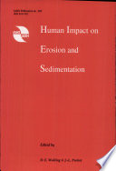 Human Impact on Erosion and Sedimentation