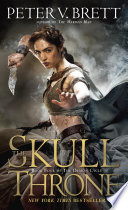The Skull Throne  Book Four of The Demon Cycle