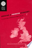 Seeking A Premier Economy