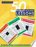 50 Problem solving Lessons
