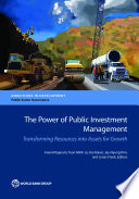 The Power of Public Investment Management
