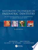 Restorative Techniques in Paediatric Dentistry
