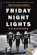 Friday Night Lights  25th Anniversary Edition