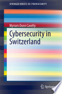 Cybersecurity in Switzerland