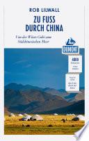 DuMont Reiseabenteuer Zu Fuß durch China