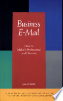 Business E mail