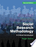 Social Research Methodology