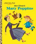 Walt Disney's Mary Poppins (Disney Classics) Book