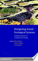 Navigating Social Ecological Systems
