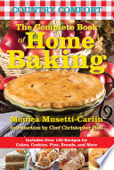 The Complete Book Of Home Baking Country Comfort