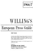 Willing s European Press Guide