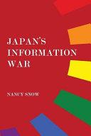 Japan's Information War