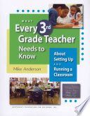 What Every 3rd Grade Teacher Needs to Know