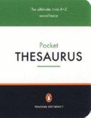 The Penguin Pocket Thesaurus