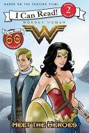 Wonder Woman  Meet the Heroes