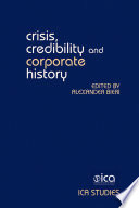 Crisis Credibility And Corporate History