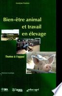 illustration Bien-être animal et travail en élevage, textes à l'appui