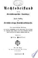 Rechtsbeistand für den österreichisch-ungarischen Staatsbürger