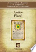Apellido Platel