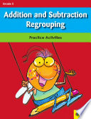 Addition And Subtraction Regrouping