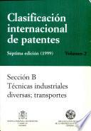 Técnicas industriales diversas