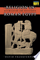 Religion in Roman Egypt