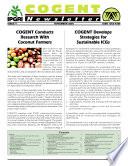 Cogent Newsletter