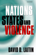 Nations States And Violence book
